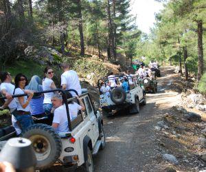 Rafting ve Jeep Safari