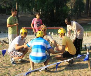 Takım Oyunları (Team Building)